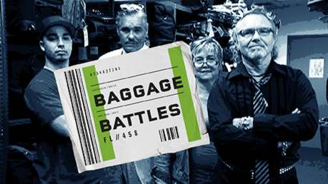 Baggage Battles - Unclaimed Baggage Auctions