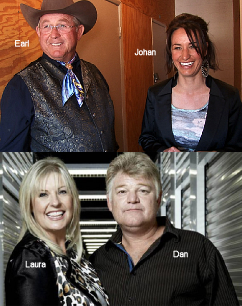 Post image for Has A&E Replaced the Auctioneers on Storage Wars?