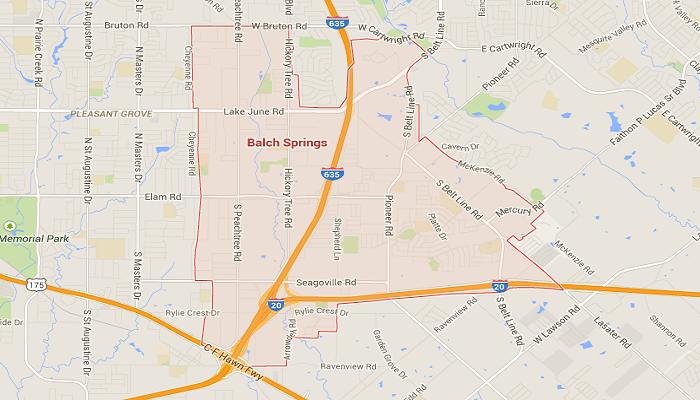 Balch Springs Texas