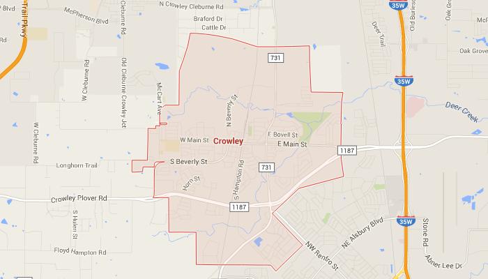 Crowley Texas