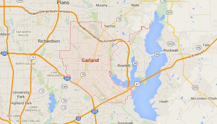 Garland Texas Storage Auctions
