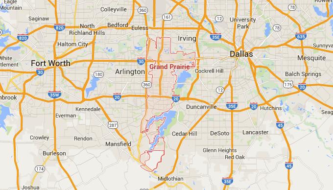 Grand Prairie Texas Storage Auctions
