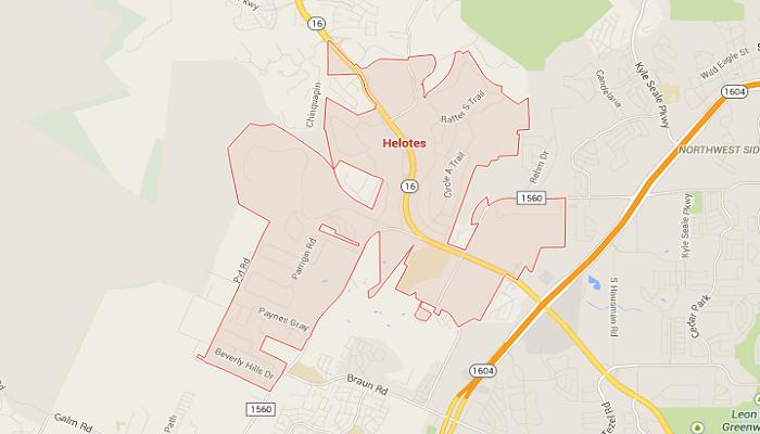 Helotes Texas