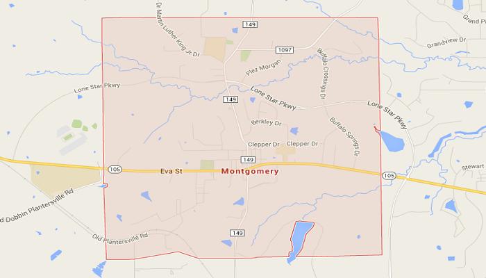 Montgomery Texas Storage Auctions