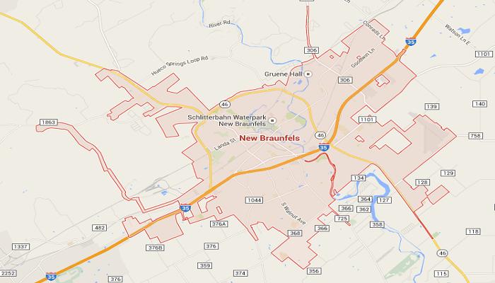 New Braunfels Texas