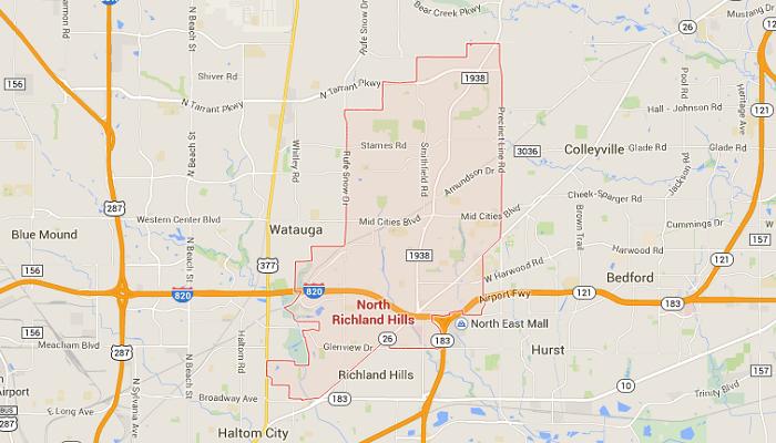 North Richland Hills Texas Storage Auctions