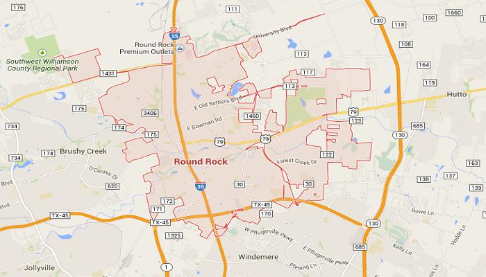 Round Rock Texas Storage Auctions