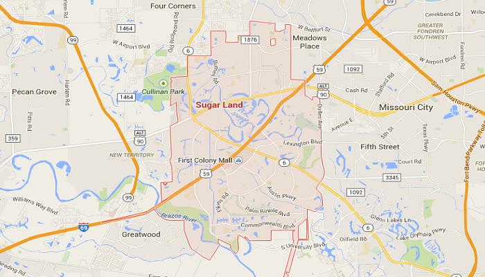 Sugar Land Texas Storage Auctions