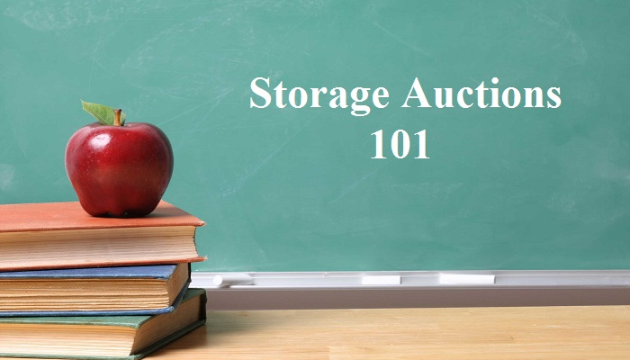 Storage Auction School