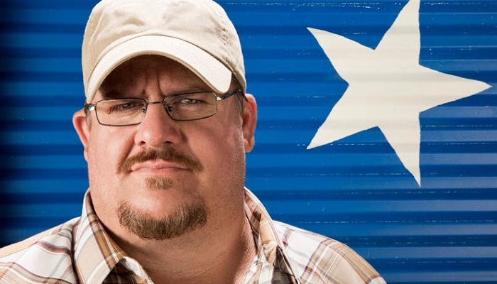 Bubba Smith Storage Wars Texas
