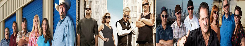 Storage Wars Cast