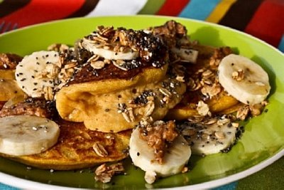 pancake-taco