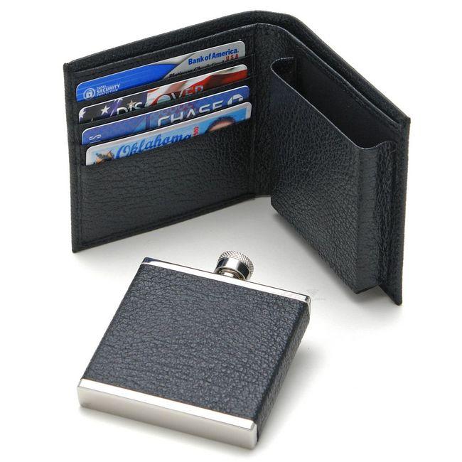 wallet-flask